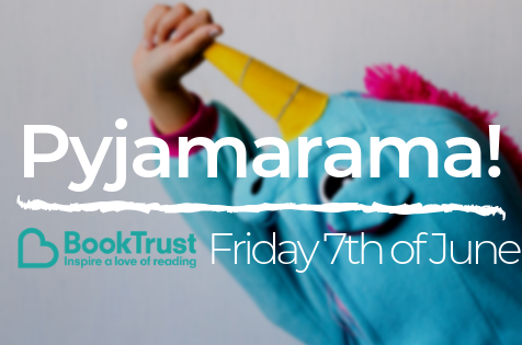 Pupils Taking Part in the BookTrust Pyjamarama