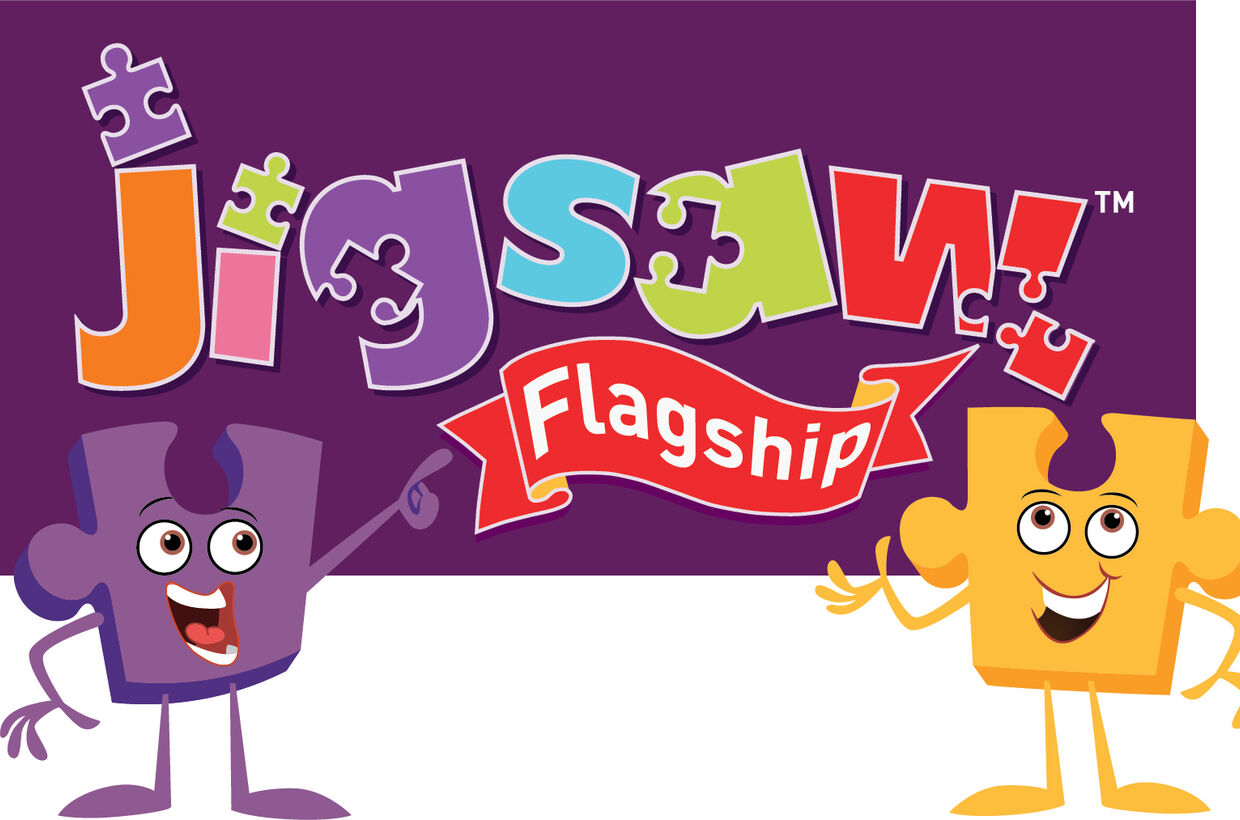 Congratulations On Becoming A Jigsaw Flagship School !
